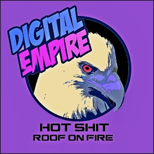 "DER0020: "" Hot Shit! - Roof on Fire EP "" OUT NOW FEATURED ON BEATPORT / 10 MUST HEAR"