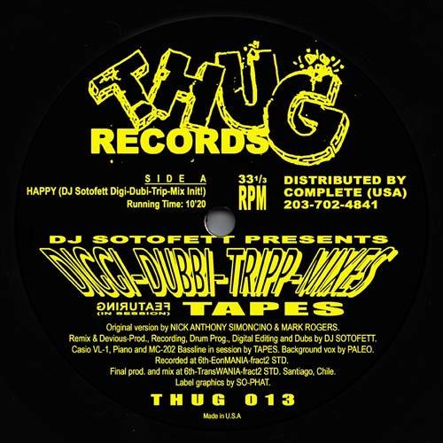 b3) HAPPY - DJ Sotofett Slow Jungle Trippin'