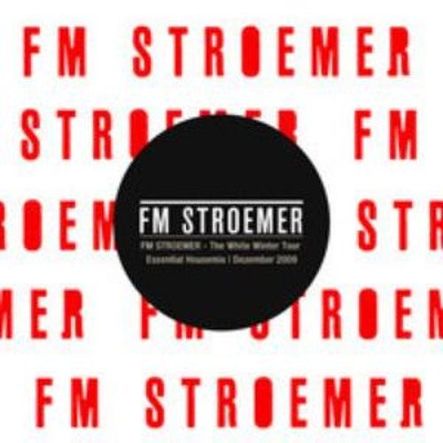 FM STROEMER - The White Winter Tour Essential Housemix Dezember 2009 | www.fmstroemer.de