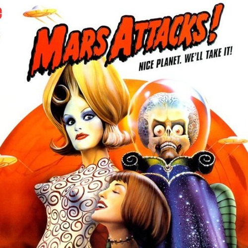 Mars Attacks! (Feat. Aside) [SALE]