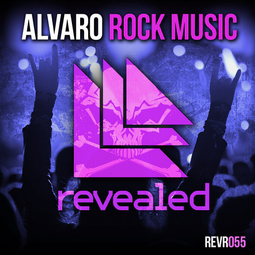 Alvaro - Rock Music ( Tom Heart Remix )