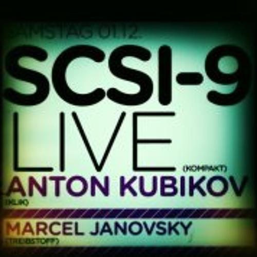 SCSI9 - live @ Treibstoff Klub, Gewölbe Dec2012