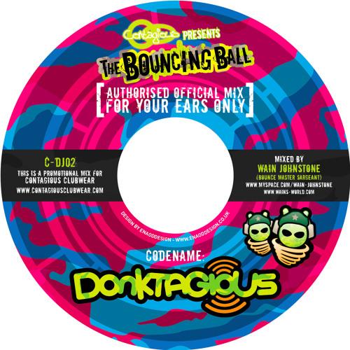Donktagious - Wain Johnstone