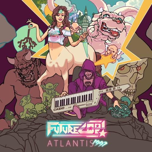 Futurecop! feat. Cavaliers of Fun - Atlantis 1997 (P.A.F.F.'s Bigroom Remix)