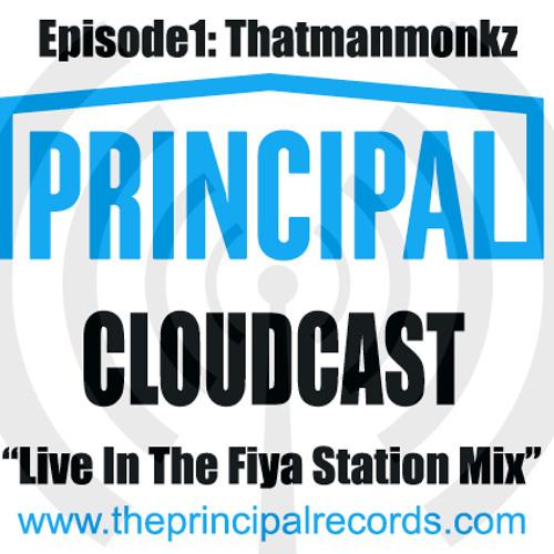 thatmanmonkz- Live in the Fiya Station DJ Mix