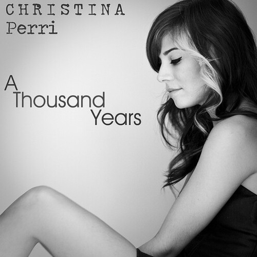 Christina Perri's A Thousand Years (Cover Iseng)