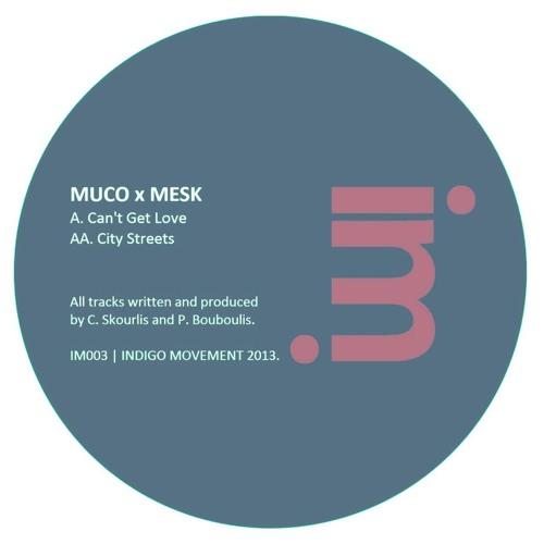 IM003 // MUCO X MESK