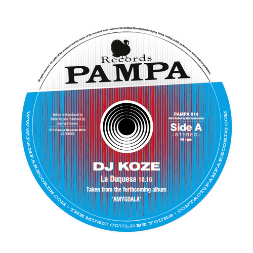 DJ Koze - La Duquesa