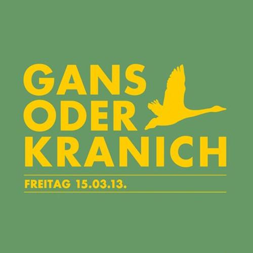 Oscar @ Gans oder Kranich - Docks Hamburg - 15.03.13