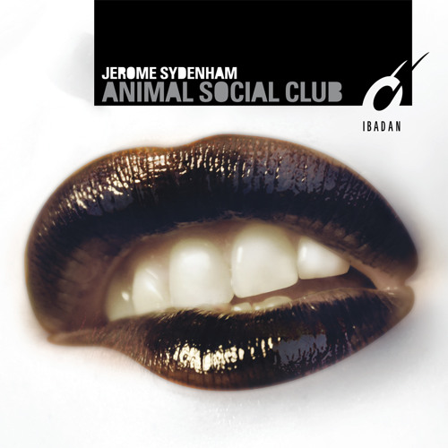 IRC113 - Jerome Sydenham - Animal Social Club (CD album) [Teaser]