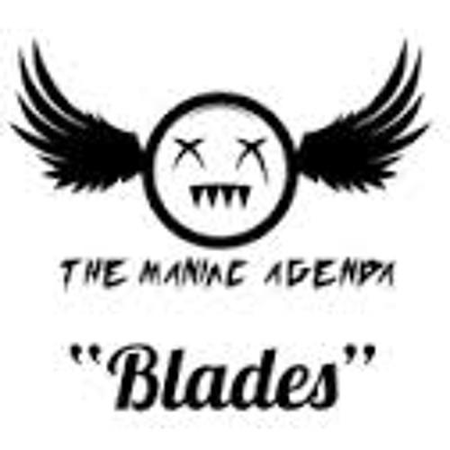 The Maniac Agenda feat. Daenine - Blades (Mixed by Esan BooDs)