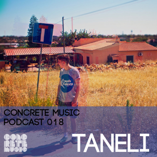 Concrete Music Podcast 018 - Taneli
