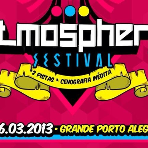 Wacco @ Atmosphere Festival (16.03.2013)