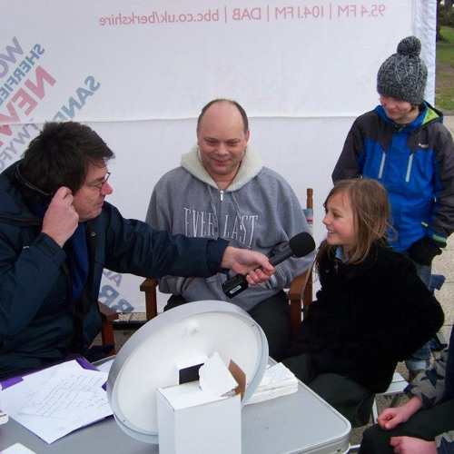 Mini Band Interview with Mike Read on BBC radio