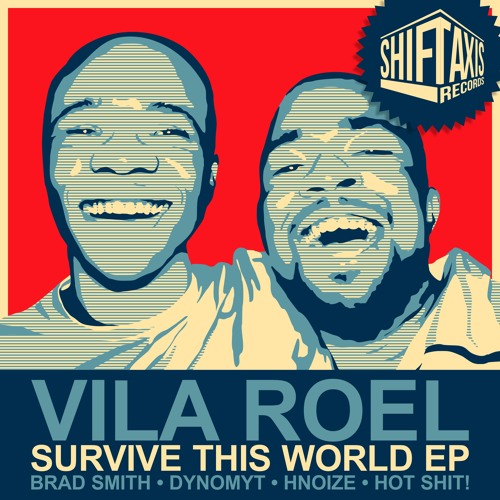 *OUT NOW* Vila Roel - Survive This World (Dynomyt Remix) (ShiftAxis Records) PREVIEW - #21 on Beatport Top 100 Progressive-House Chart