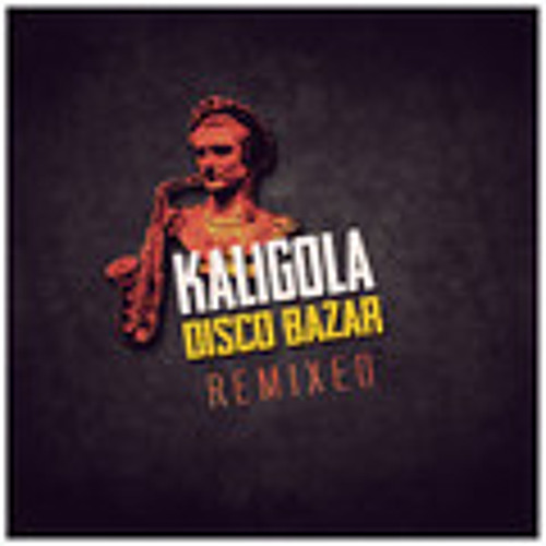 Kaligola Disco Bazar - The King Of Jokes (Frohlocker's Laughing Drums Re-Edit)