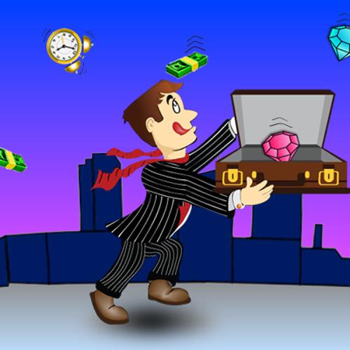 """""""Greedy Banker"""" (Mobile Game) Bonus Level"""