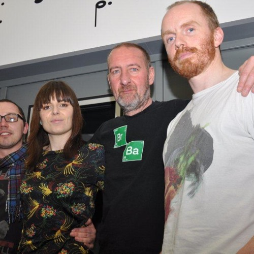 BBC 6 Music Marc Riley Session Sparrow and the Workshop 180313
