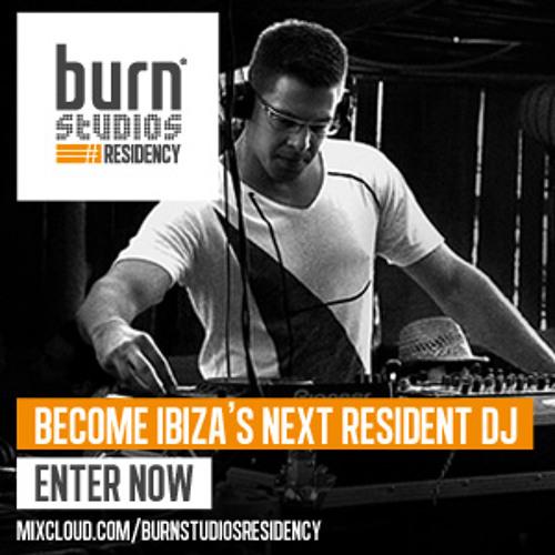 Simongroove presents Burn Studios Residency mix 2013