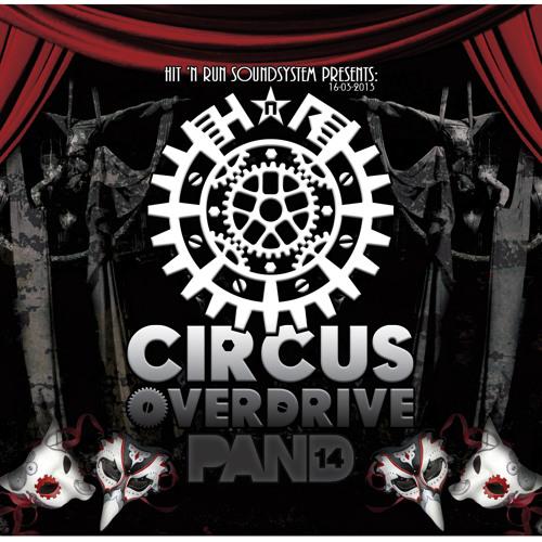 Stefan ZMK b2b War is Inevitable @ Circus Overdrive #3 16-03-2013