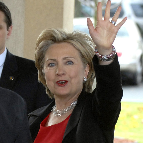 Hillary Clinton expresses support for marriage equality