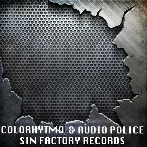 Audio Police - Time (Colorhytmo Remix) snippet (Sin Factory Records)