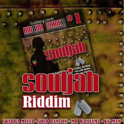 SOULJAH RIDDIM / Jugglin mix (ISLA Sound & Cuba Rec Prod) 2012