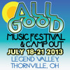 All Good Festival 2013 - Podcast #2