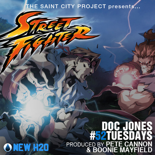 Doc Jones - Street Fighter #52Tuesdays @DocJonesMusic_