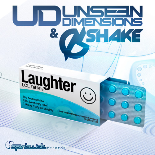 Unseen Dimensions & Shake - Laughter (Preview) OUT NOW!