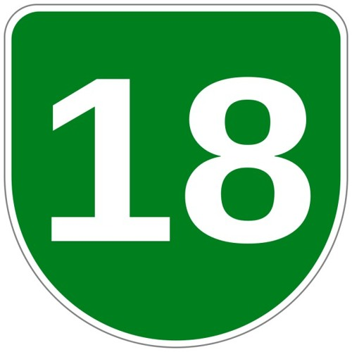 Happy Eighteenth Birthday!!!