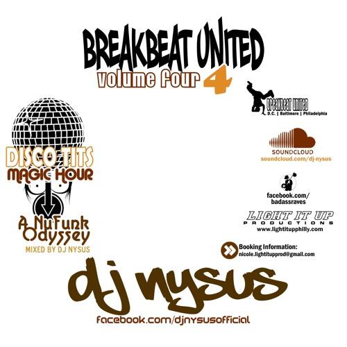 Breakbeat United Vol. 4 - Discotits Magic Hour (A Ghettofunk Odyssey)