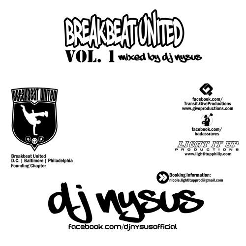 Breakbeat United Vol. 1