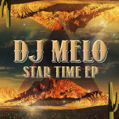 DJ Melo - Heater ft Pickster (Star Time EP) Think 2Wice 2011