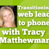 Essante Organics Transitioning web lead to phone with Platinum Executive Tracy Matthewman