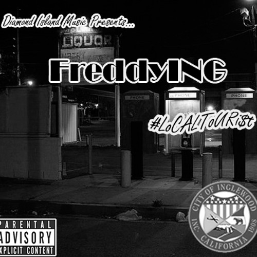 02 !nglewood $hit (LoCAL) ft BeeAreefa (prod. Knxwledge)