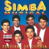 Simba Musical - Siguiendo la luna Portada del disco
