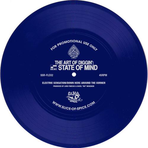 "SSR-FLEX2 - Lord Finesse & Davel ""Bo"" McKenzie - Electric Sensation"