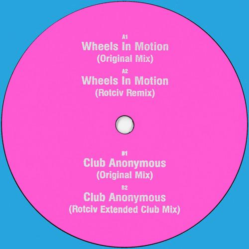 Manhooker - Wheels In Motion (Original Mix)