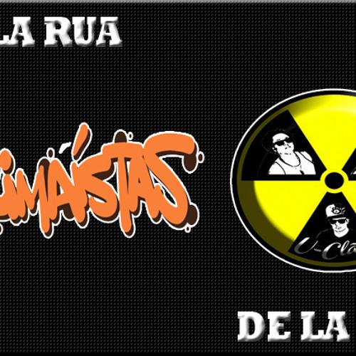 Rimaistas Mc´s - De La Rua (Part. FISH U-Clãn) Prod. no Estudio Aquário Produções