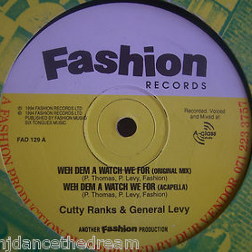 Weh Dem a Watch We For (hip hop remix)