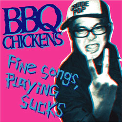 BBQ CHICKENS - If The Kids Are United -