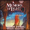 A MEMORY OF LIGHT by Robert Jordan, Brandon Sanderson, read by Michael Kramer, Kate Reading