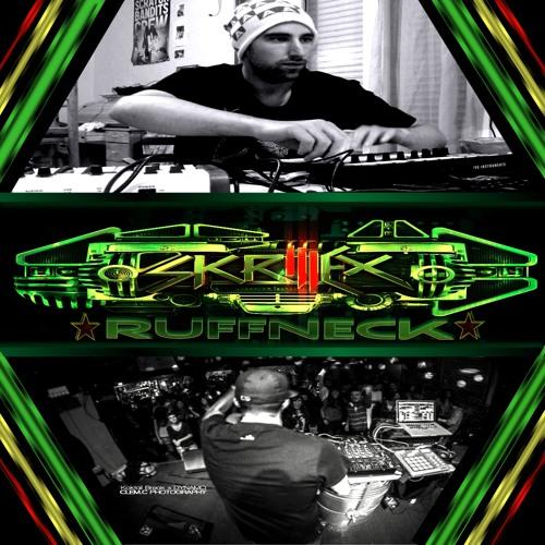 Skrillex - Ruffneck - The strangestick edit Live by Scarfinger (Zut The Monkey Remix)