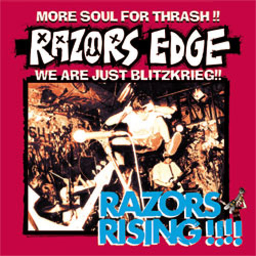 RAZORS EDGE - Eat The Passion -