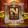 Nicky Blackmarket Jungle Set recorded at 1 Nation Summer Smasher 03.08.12