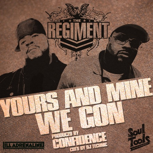 The Regiment & Confidence feat  DJ Technic