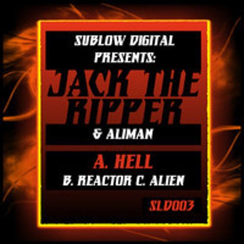 Jack The Ripper - Hell (Forthcoming On Sub Low Digital)