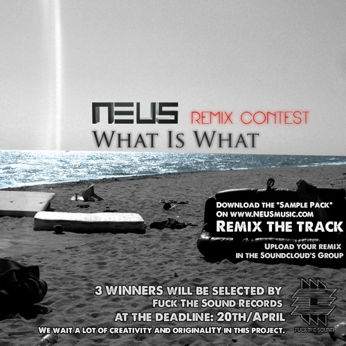 NEUS - What is What (REMIX CONTEST)