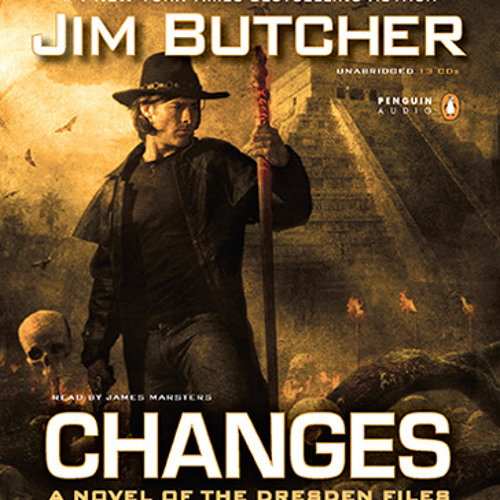 Changes by Jim Butcher, read by James Marsters